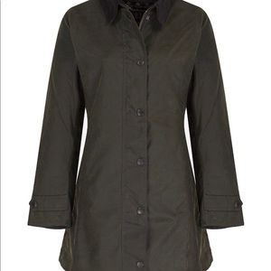 Barbour Newmarket Jacket. Women's Size 6